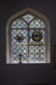 Clubbe Memorial window