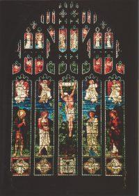Burne-Jones East window