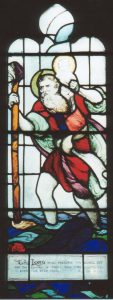 St Christopher window