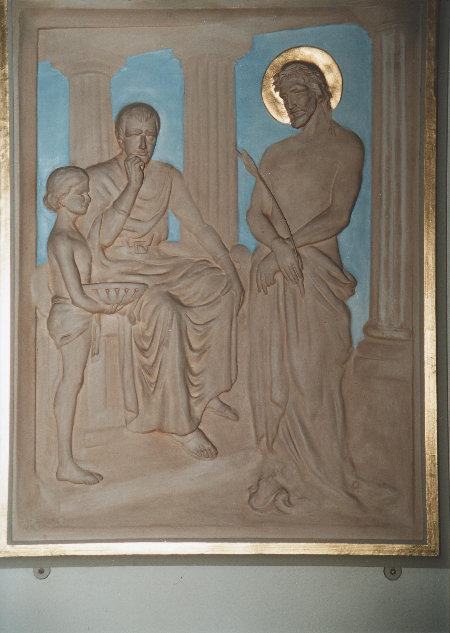 Stations of the Cross 01