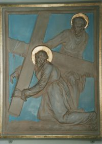 Stations of the Cross 07