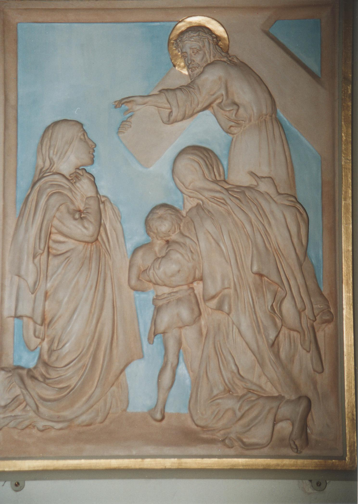 Stations of the Cross 08