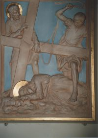 Stations of the Cross 09