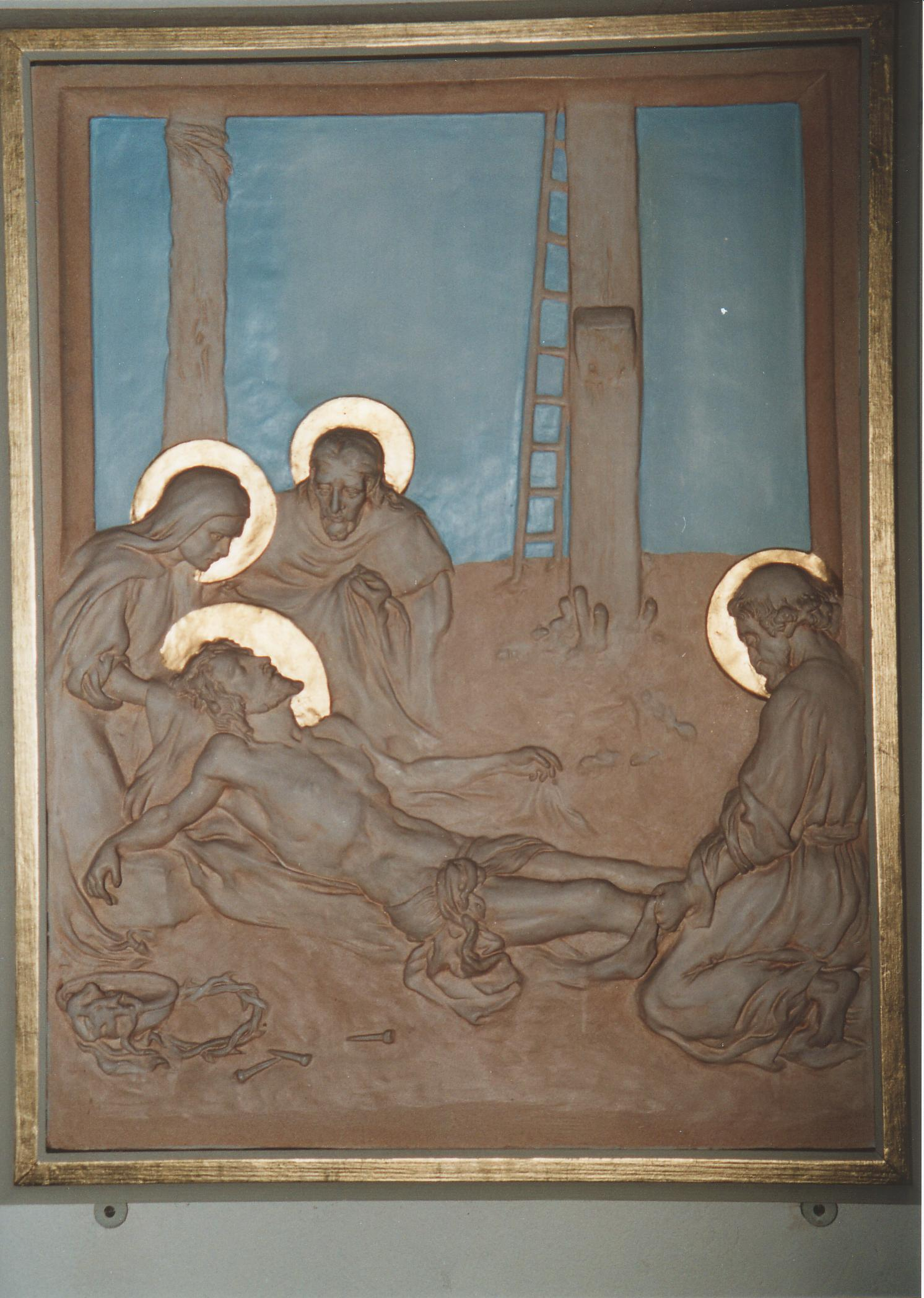 Stations of the Cross 13