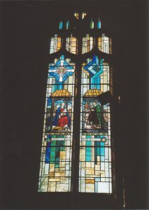 Women's Fellowship window