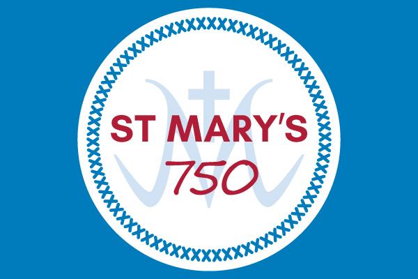 St Mary's 750