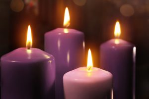 Advent - the start of the new church year