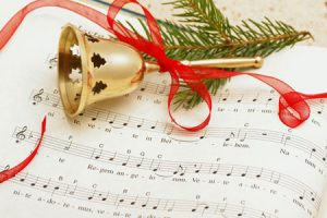 Christmas carols - a great way to start feeling festive
