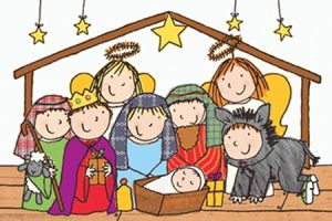 Crib Service - telling the Christmas story