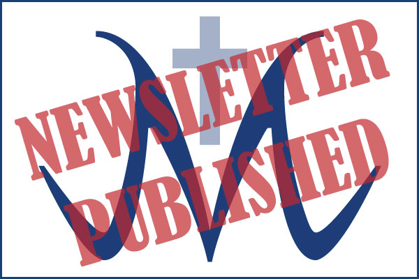 The latest edition of the St Mary's newsletter has been published