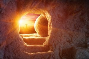 Easter Sunday - Jesus Christ is risen today, Alleluia!