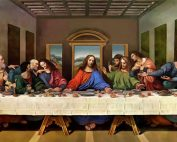 The Last Supper took place on what was to become known as Maundy Thursday
