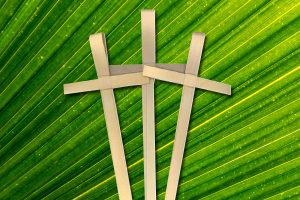 Palm Sunday is the first day of Holy Week