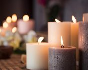 Candles - lighting up the world