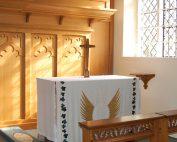 Resurrection altar