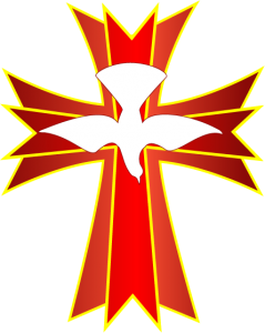 We celebrate the gift of the Holy Spirit at Pentecost