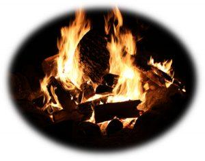 Campfire Nights at The Vicarage